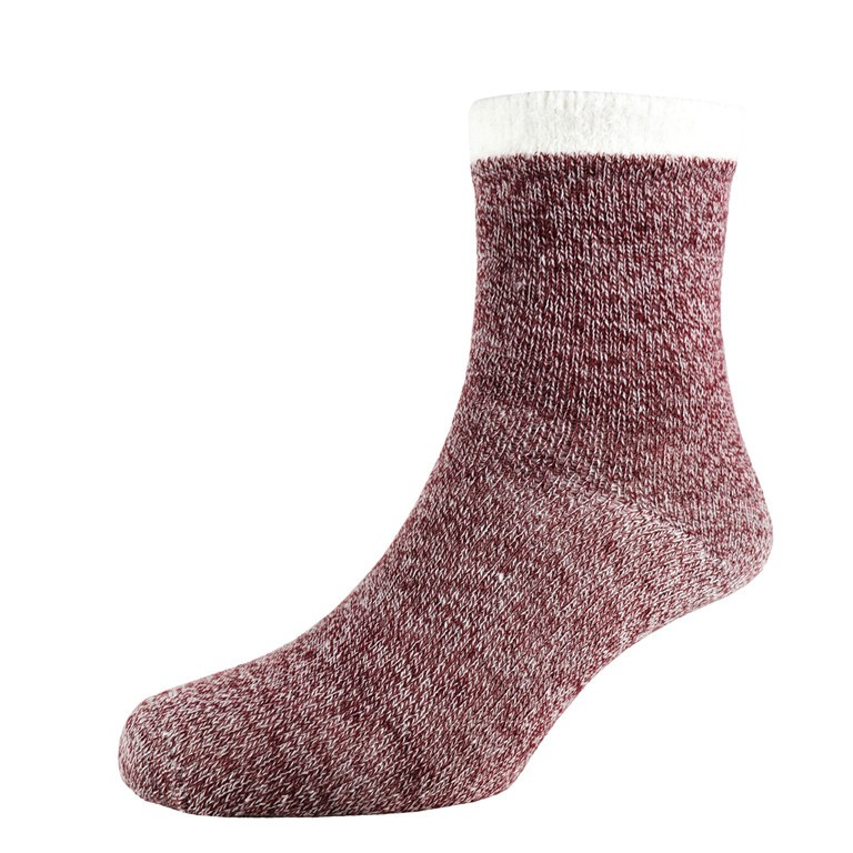 Ponožky Heat² Deluxe Cabin,women wine melange vel.35-42
