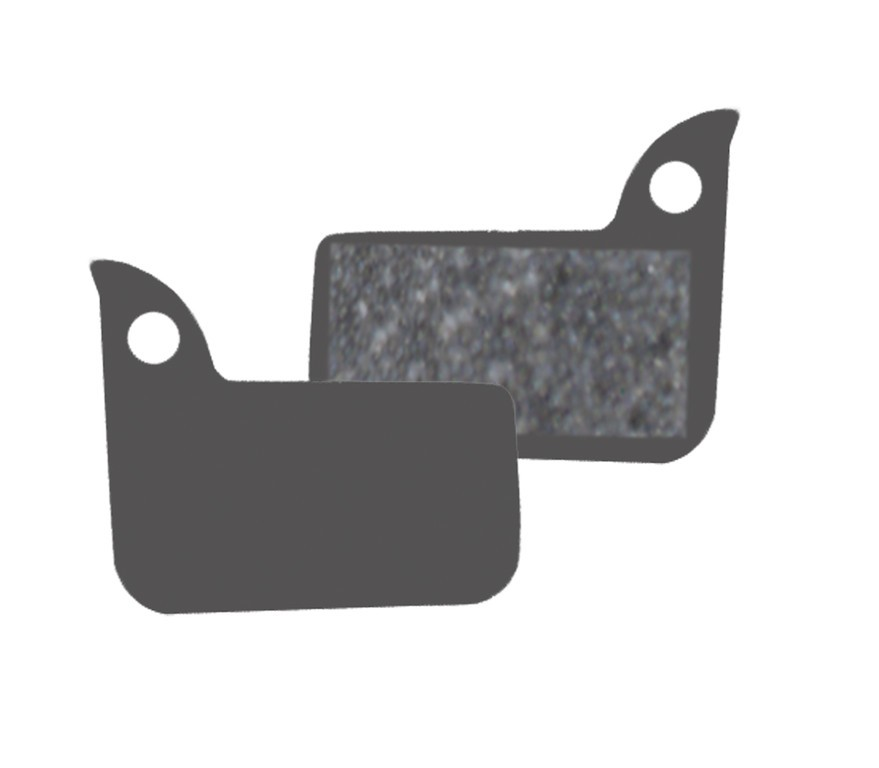 Brzd.destičky organické/ocel pro siln.disk.brzdy SRAM a brzdy Level Ultimate a Level TLM