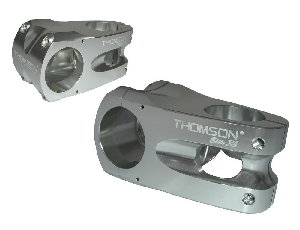 Thomson Elite X4 31,8/50 mm 0° stříbrná