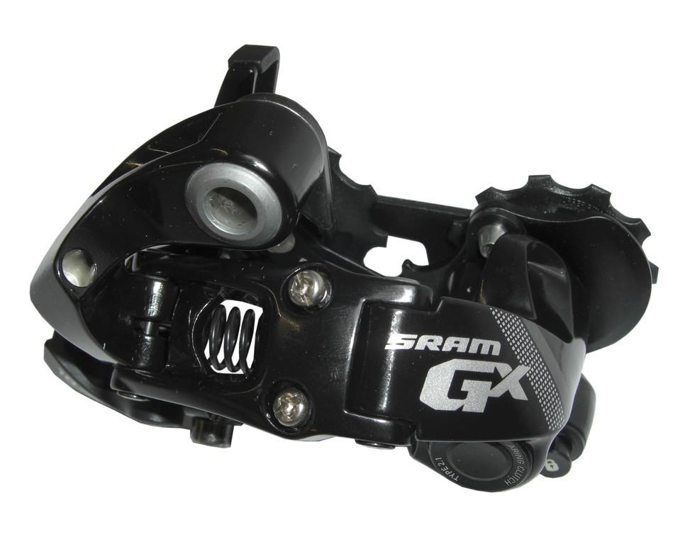 Přehazovačka SRAM GX Type 2.1, 10rychl., střední vodítko, černá