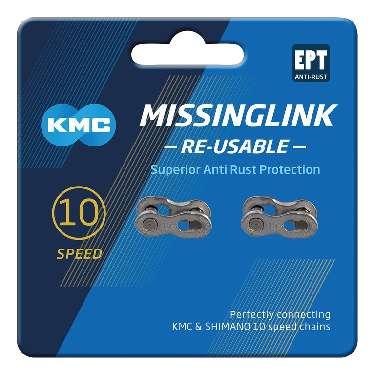 Spojka Missinglink KMC 10R EPT