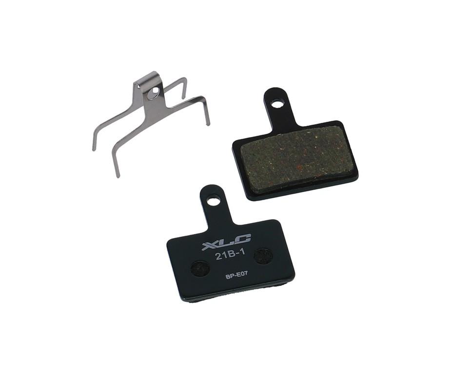 XLC Obložení kotouc.brzd BP-E07,Tektro Auriga Comp/Pro, Shimano mech.