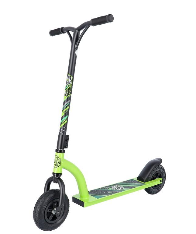 Madd All Terrain Scooter černá/zelená