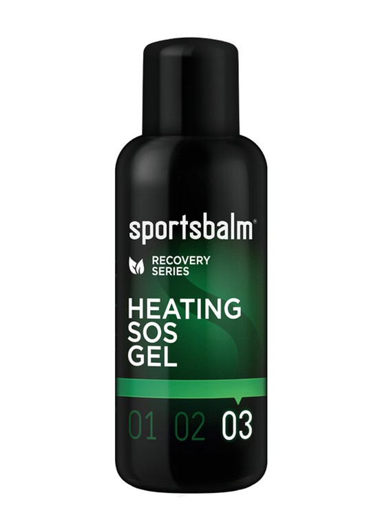 Sportsbalm Heating SOS Gel 200ml
