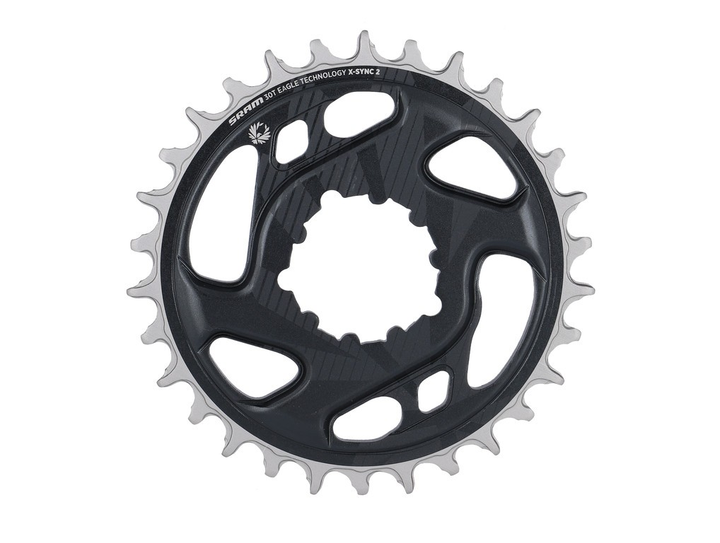 Prevodník Sram X-Sync 2 Eagle Boost DM 30Z,šedá,hl,,3mm Offset,11.6218.046.004