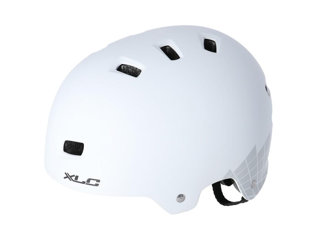 XLC BH-C22 bílá/šedá (53-59 cm)