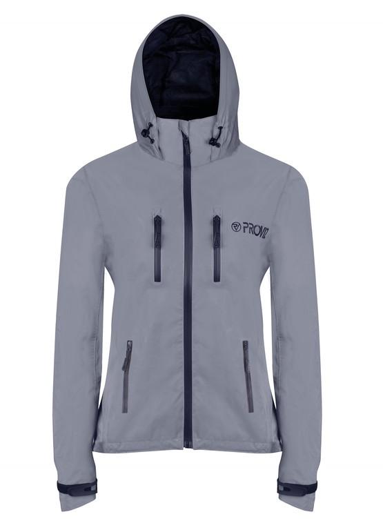 Proviz REFLECT360 Outdoor bunda dámská plne reflexní/šedá, vel. 34