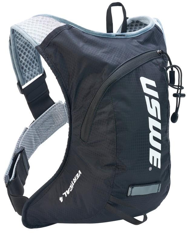 Nápoj.batoh USWE Vertical 4,carbon cerná