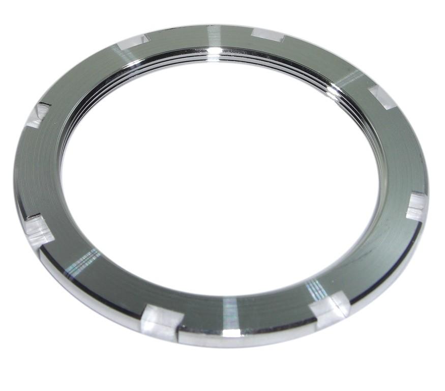 Uzavírací kroužek E-Bikep.Bosch Gen1,str, 2013,stríbrná,pro montáž prevodníku