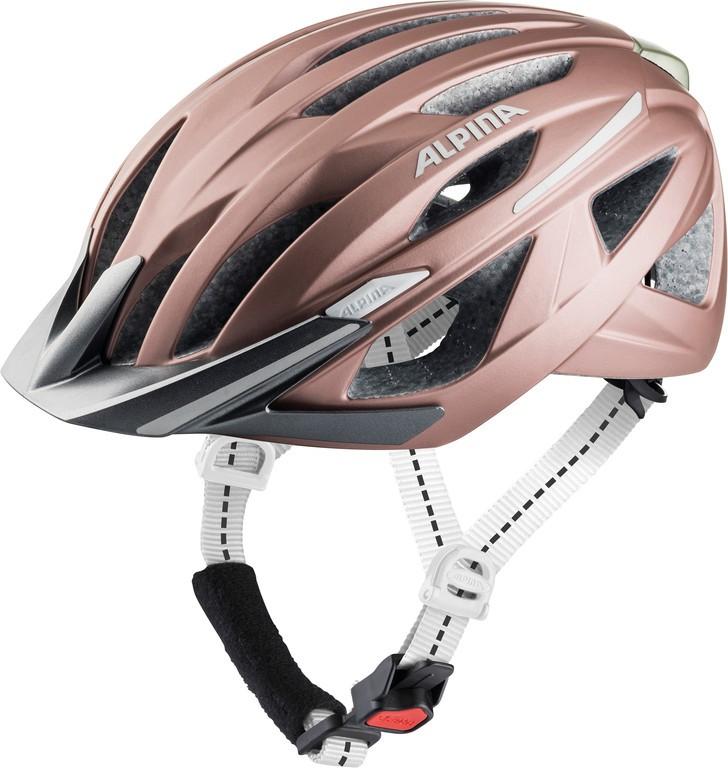 Cykl.helma Alpina Haga, ružová mat. vel.51-56