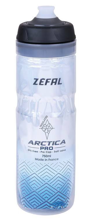 Zéfal Arctica Pro 75 stříbrná/modrá (750 ml)