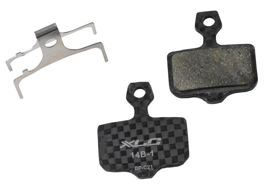 XLC Pro Scheibenbremsbeläge BP-C21 - XLC Pro Scheibenbremsbeläge BP-C21