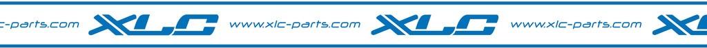 XLC páska bílá/modrá