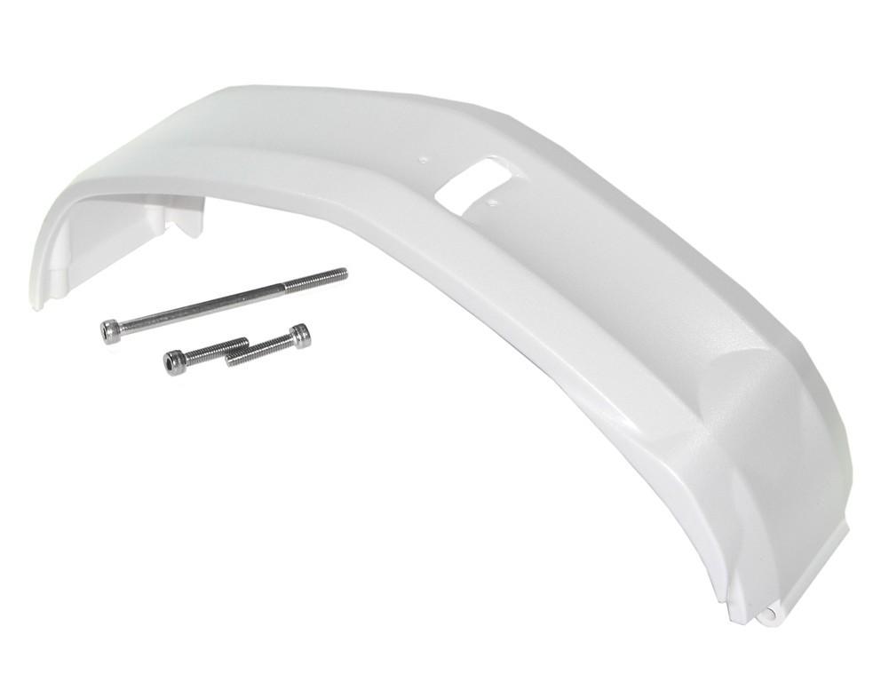 Skidplate E-Bike Xduro, bílá lesklá YS701,Bosch Perfm 2014+15