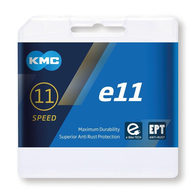 KMC e11 EPT Anti-Rost 136 článků