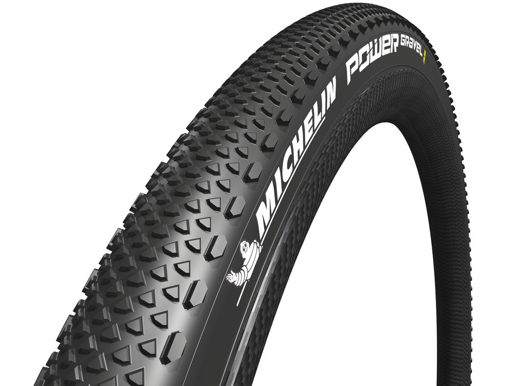 Michelin POWER GRAVEL 33-622 (700x33C), černý, TS TLR