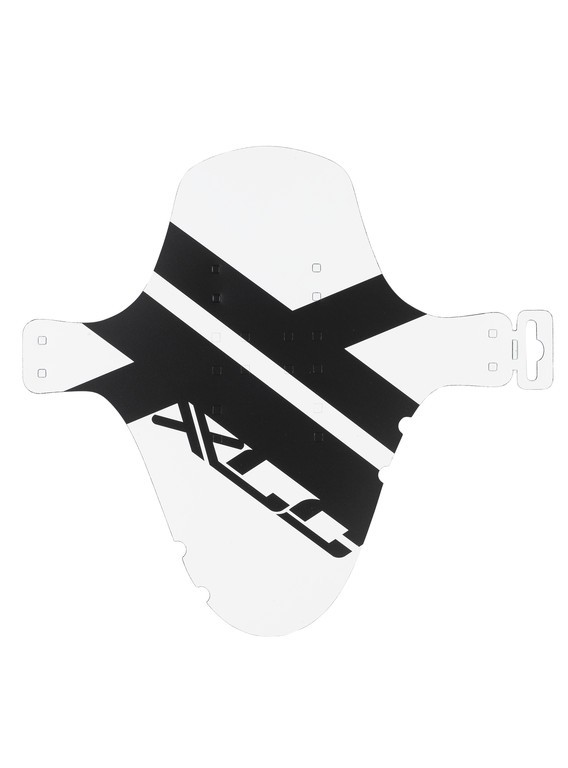 XLC MG-C31 Large Mudguard černý/bílý