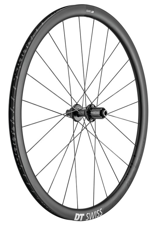 DT Swiss PRC 1100 Dicut 35 DB Carbon Center Lock142/12mm TA Shimano