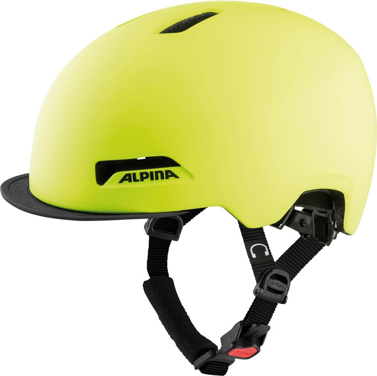 Cykl.helma Alpina Brooklyn be visible mat. vel.57-61cm