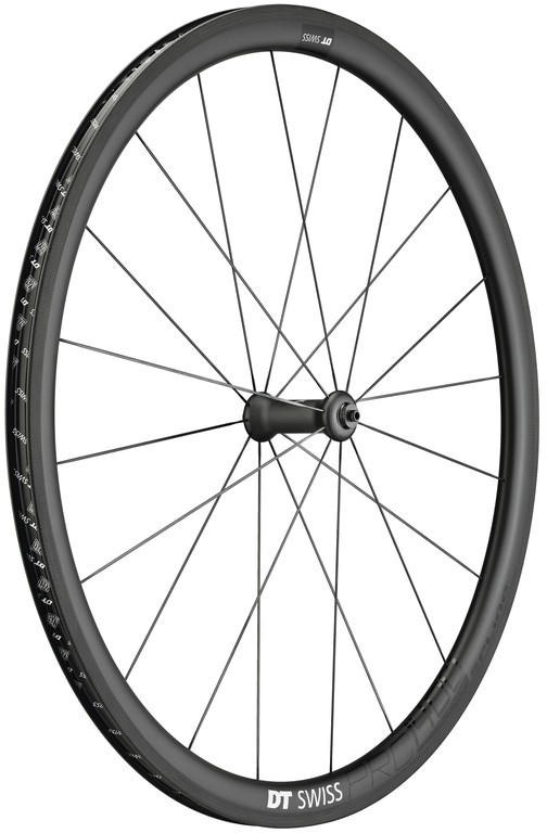 Pr.k. DT Swiss PRC 1400 Spline 35, Carbon, cerná, 100/5mm QR