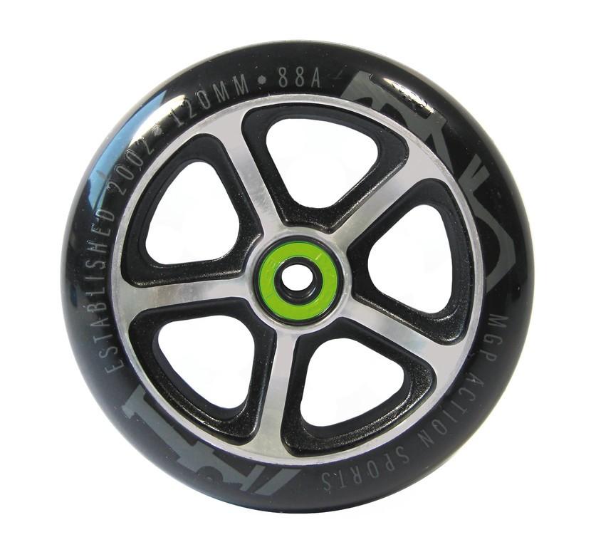 Madd Gear Filthc černé 120mm (ks)