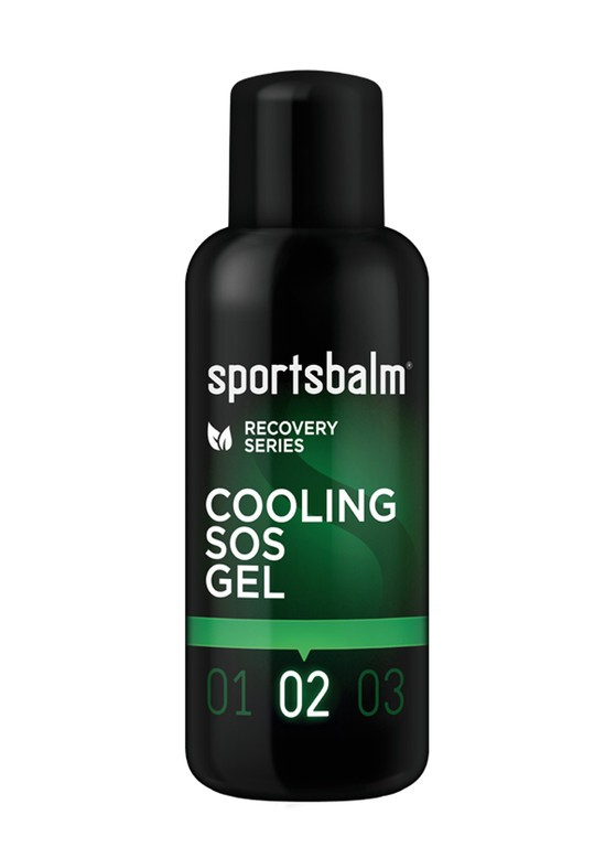 Sportsbalm Cooling SOS Gel 200ml
