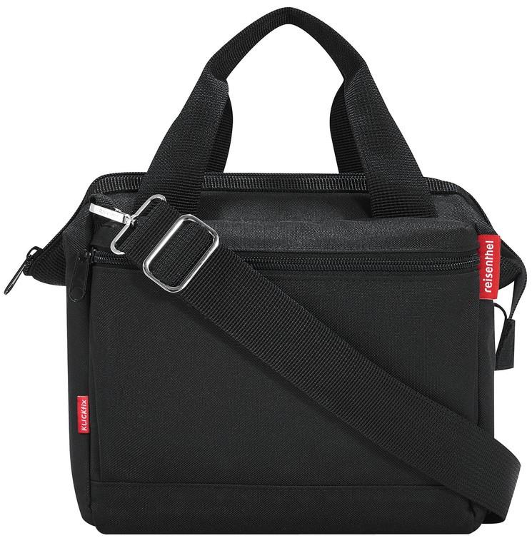 Taška na rídítka KLICKfix ROOMY, cerná, 4 l, ca.630g 0372S