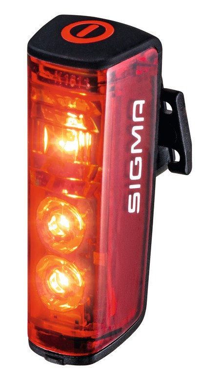 LED zadní svetlo Sigma Blaze cerná