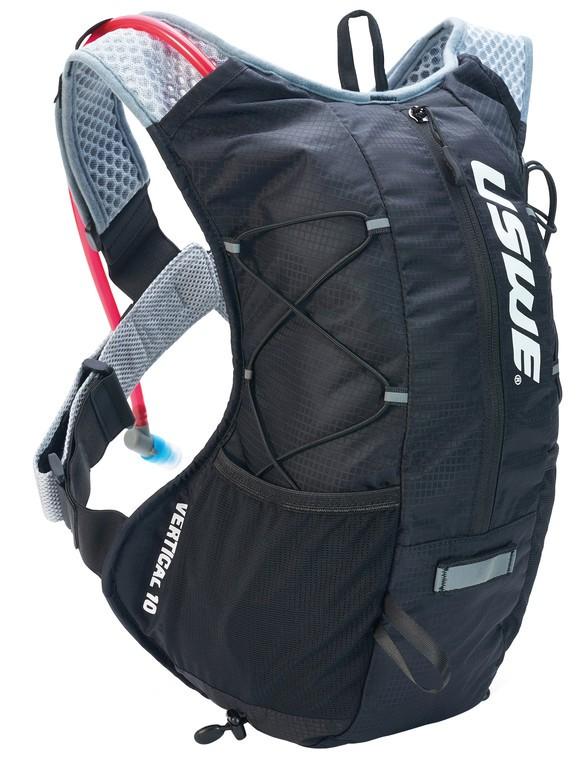 Nápojový ruksak USWE Vertical 10 Plus,carbon cerná