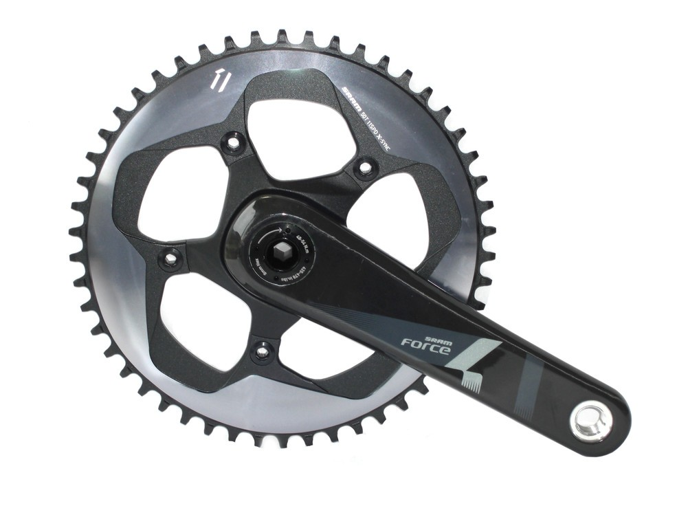Kliky Sram Force1 BB30, 170mm, carbon,42 Z.,10/11-st. bez stred.složení