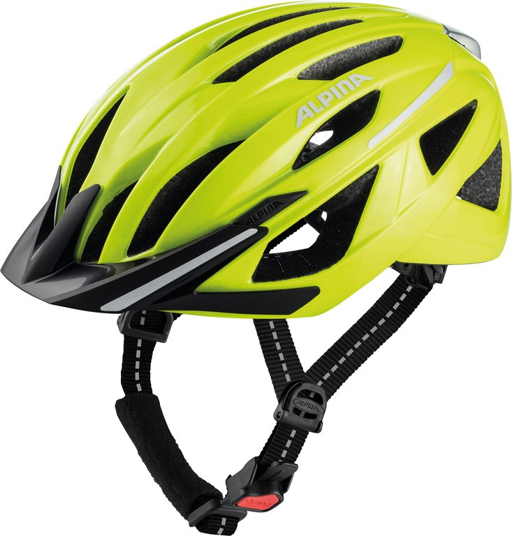 Cykl.helma Alpina Haga, be visible vel.51-56