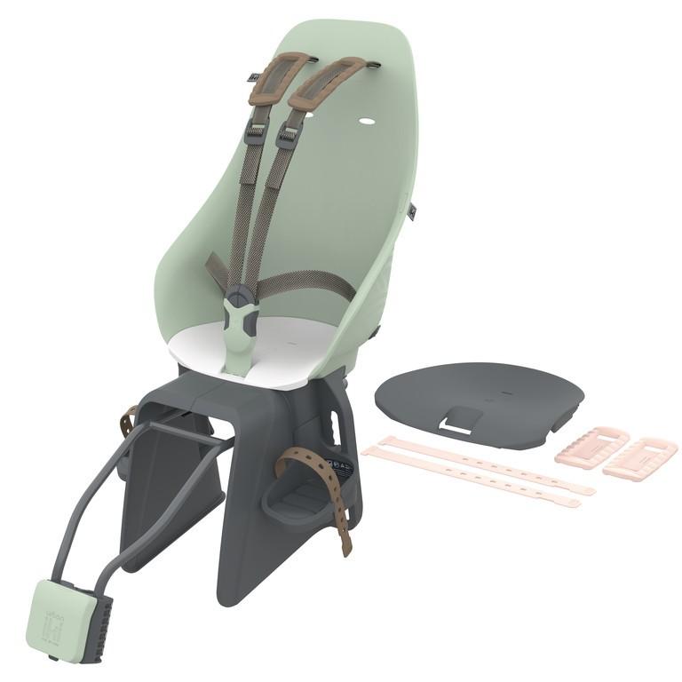 Detská sedackaUrbanIki,uchyc.sedl.trubku, chigusa green,speciální edice
