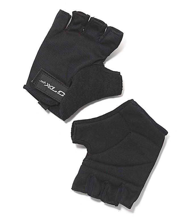 Cyklistické rukavice XLC CG-S01 Saturn černé vel. XS