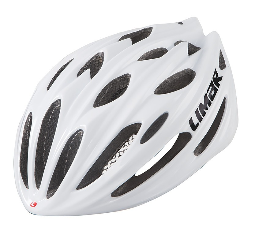 Cyklistická helma Limar 778, bílá vel.L (57-62cm)