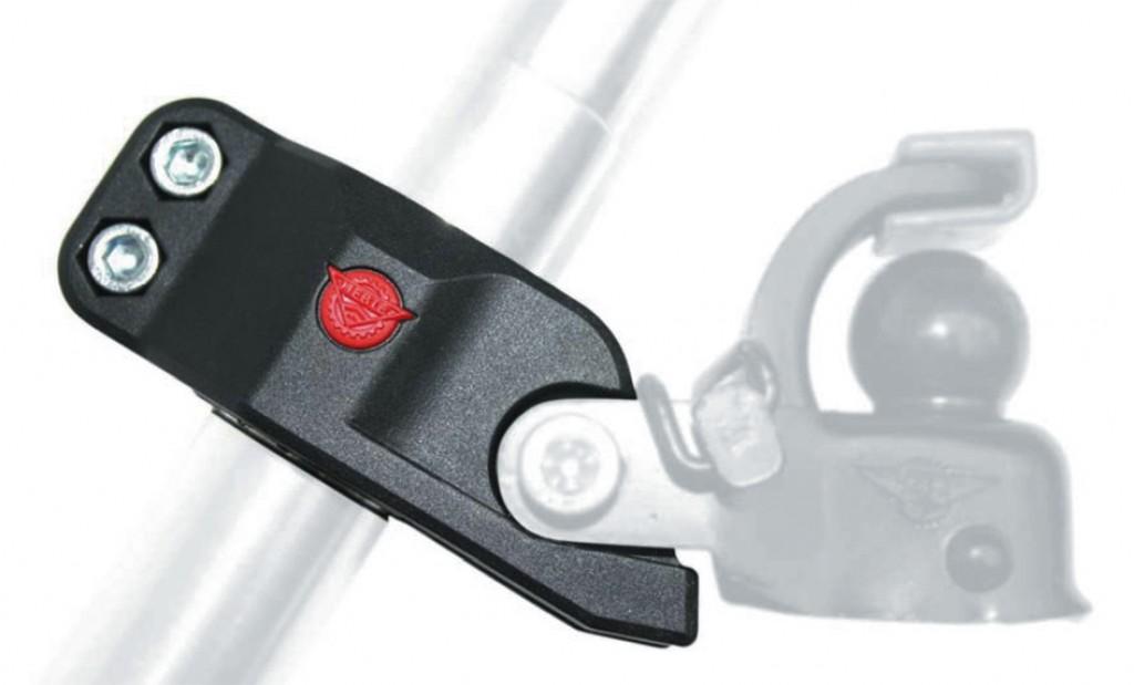 adaptér na sedlovku Hebie, pro spojovací mechanismus F 1