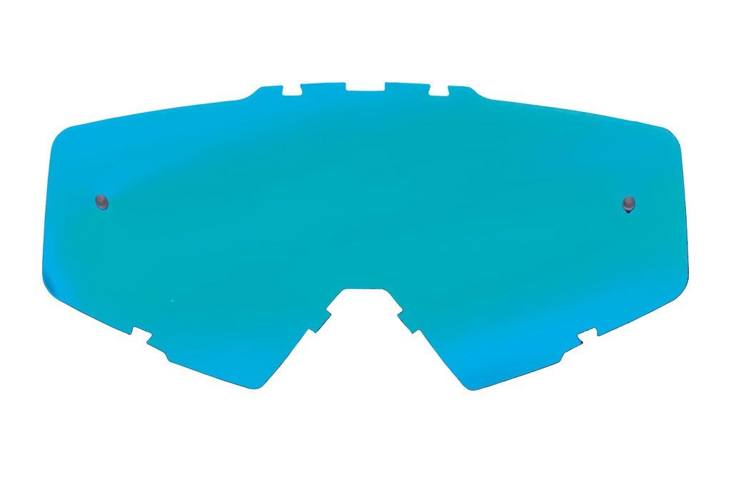 Cratoni Glass pro C-Dirttrack modré