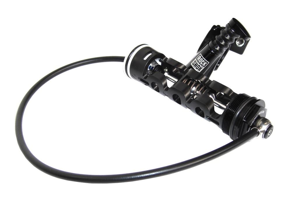 Upgrade kit zavírání vidlice - Turnkey 17mm, poploc right