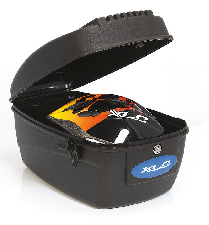 Kufr na nosič XLC Cargo Box Medium černá