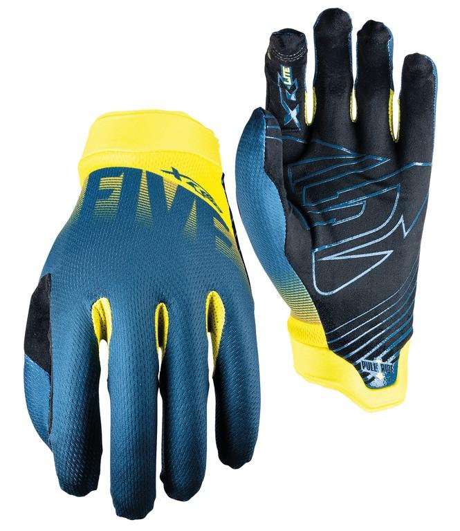 Five XR-LITE vel.S modré/žlutá