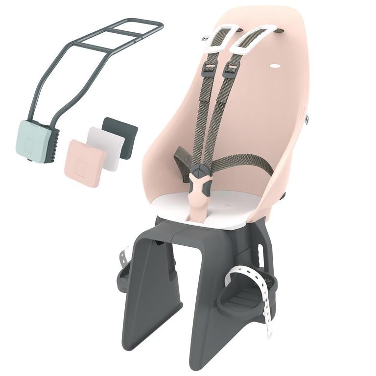Det.sedacka UrbanIki upev.na sedl.trubku, sakura pink/shinju white