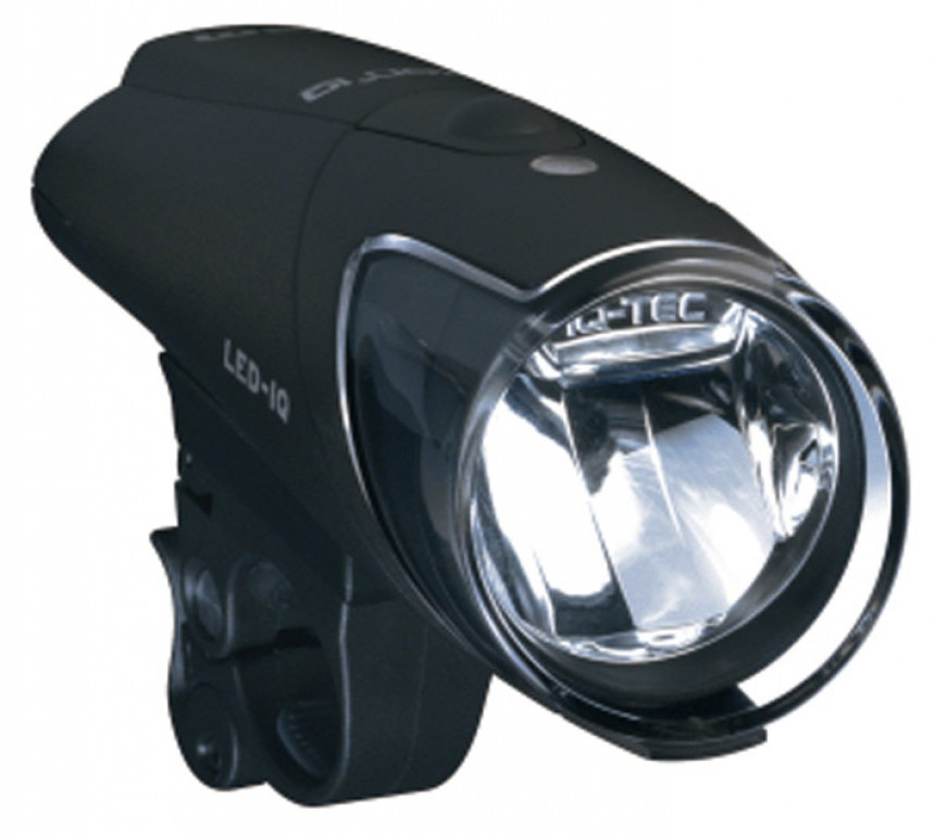 LED-Akkuscheinwerfer b&m Ixon IQ 40 Lux - LED-Akkuscheinwerfer b&m Ixon IQ 40 Lux