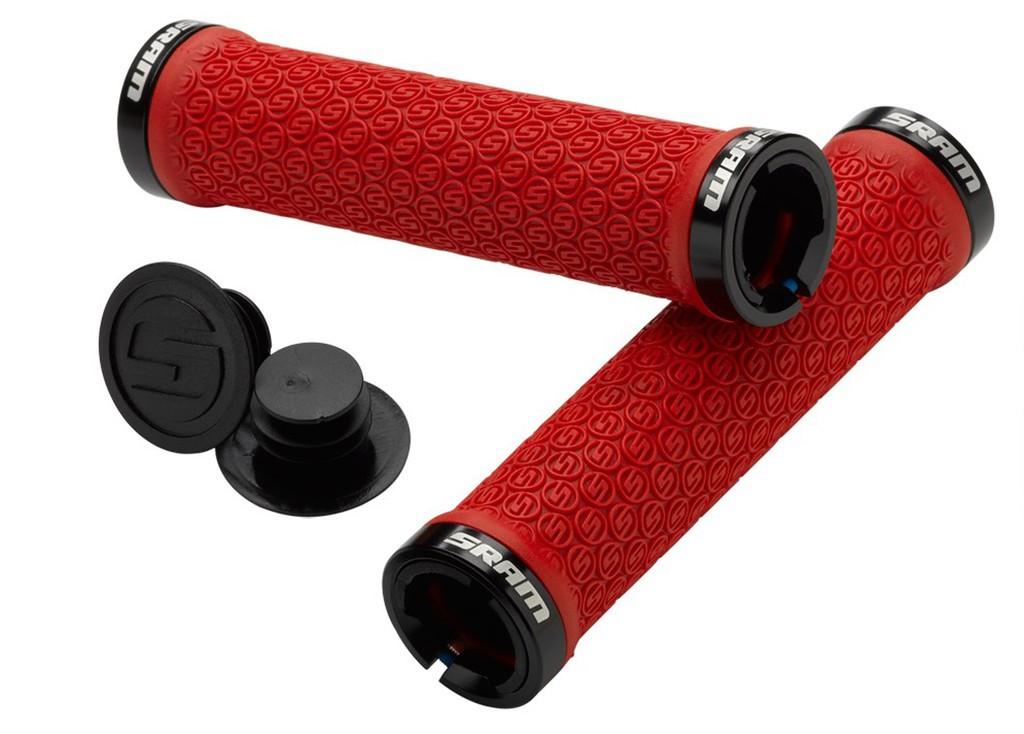SRAM Locking Grip červené