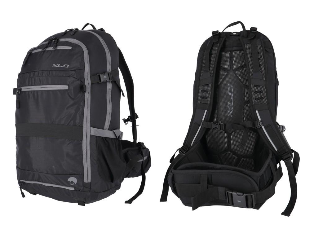 XLC BA-S98 černá/šedá 28l