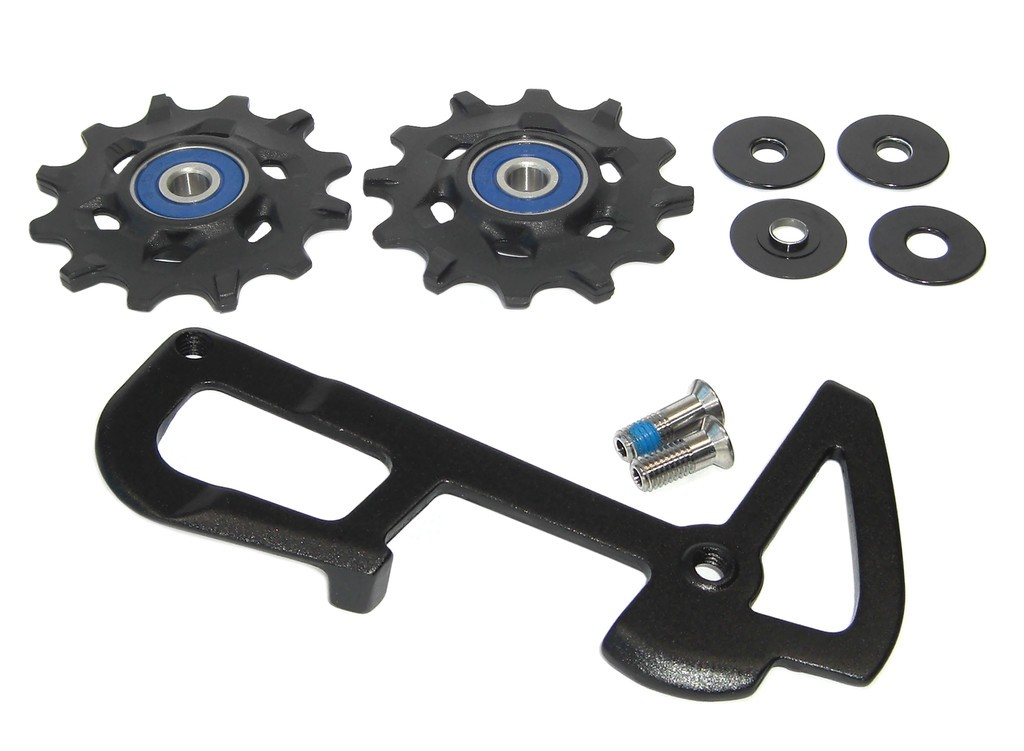 XX1 Rear Derailleur 11 speed X-Sync Pulleys and Inner Cage (Outer Cage Not Replaceable)