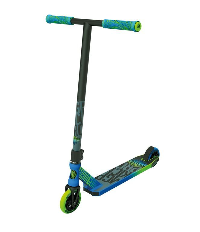 Kolobežka Madd Kick Promodrá/zelená kolc. 100mm
