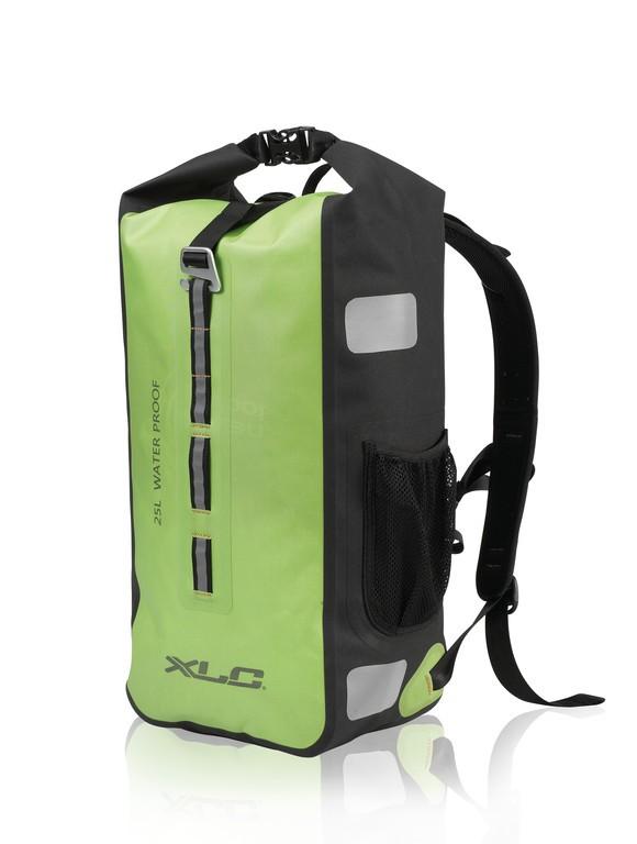 XLC BA-W35 25l černý/zelený