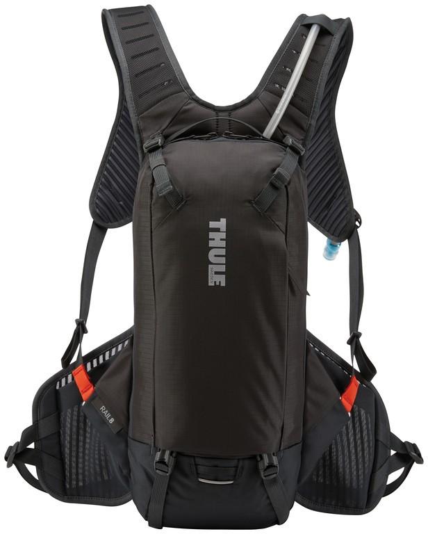 Nápojový ruksak Thule Rail 8L, Obsidian
