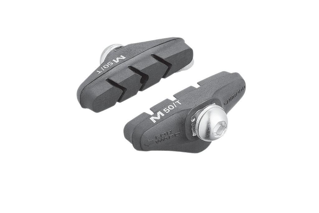 Brzdové špalky Shimano M50T siln.brzdpro BR4400/3300/1055/A550/A416/A410