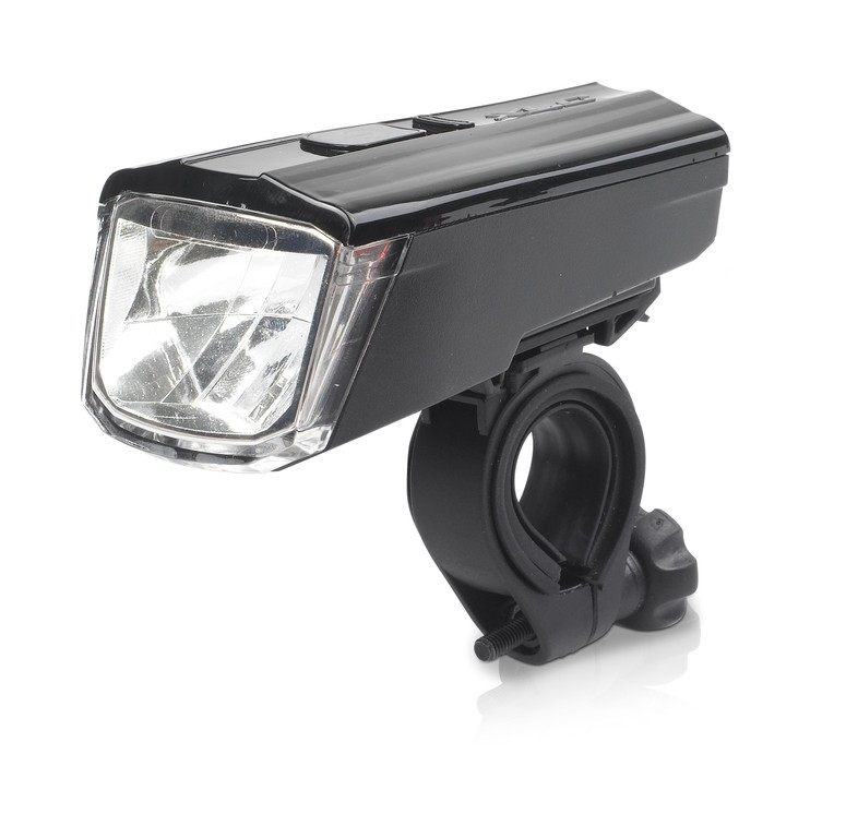 XLC Comp prední svetlo Titania, povoleno podle StVZO pro v echna kola