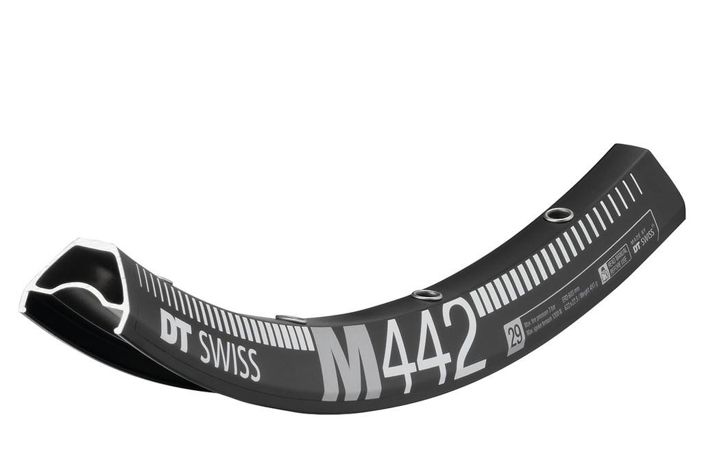 """Ráfek DT Swiss M 442 29"""" cerná, 622-22,5, 28 der"""